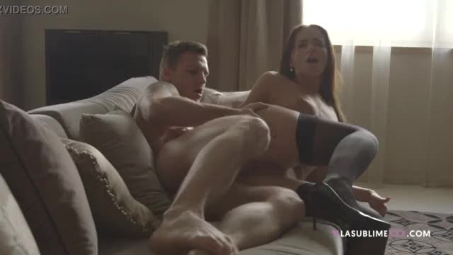 LaSublimeXXX Redhead with big ass Nata Lee