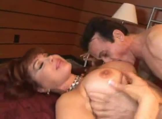 Mother and son having anal sex in the office