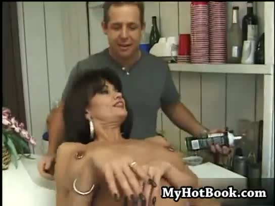 Candy Roxx is yet another hot Latina with big tits